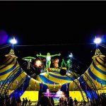 Chapiteau  Cirque du Soleil
